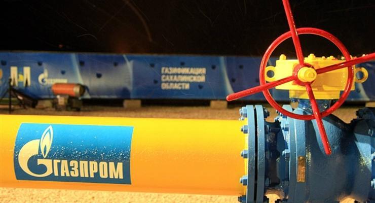 Газпром увеличил экспорт газа в Европу на 11%