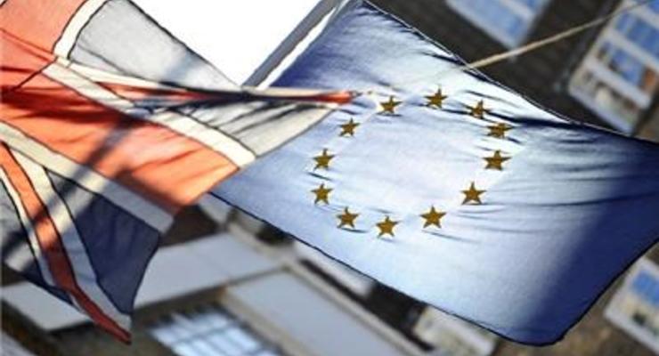 ЕС насчитал Великобритании ?25 млрд долга