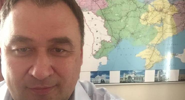 Федорко пытается вернуться в Укрзализныцю - Балчун