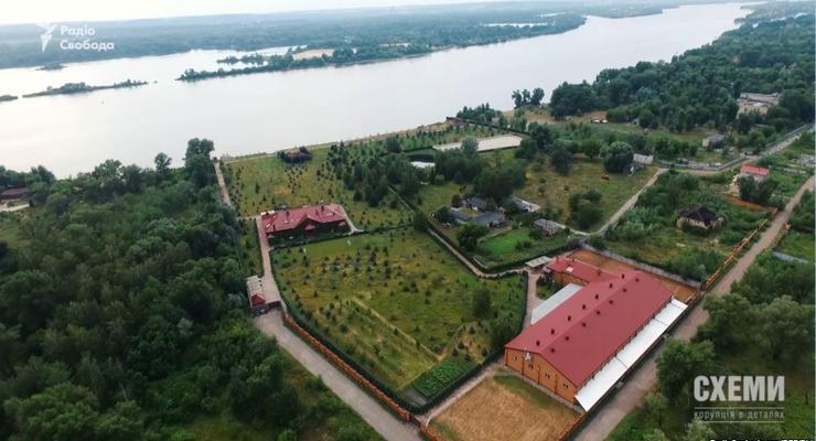 СМИ рассказали, как нардеп Ничипоренко арендует землю под Киевом за гроши