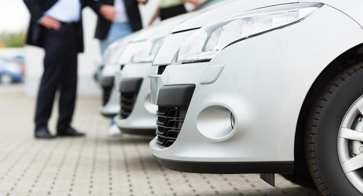 ТОП-5 авто, которые спешат купить киевляне