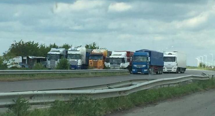 Штраф за лишний вес: С перевозчиков собрано более 1,2 млн грн