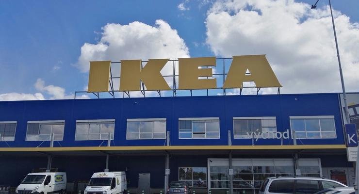 Чехия: Как работают кассы самообслуживания в IKEA