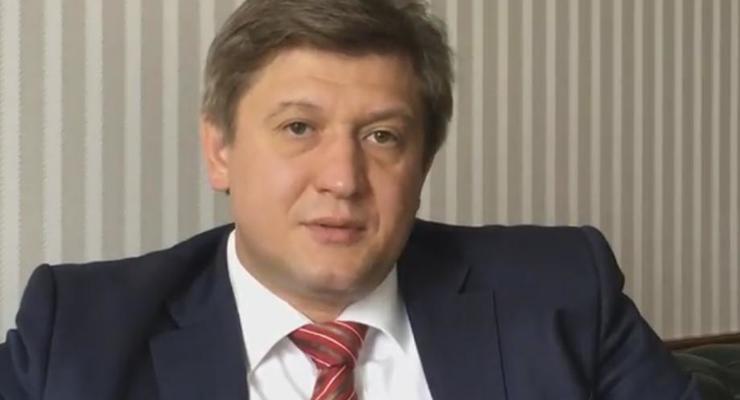 Данилюк предложил ввести пятилетние каникулы для малого бизнеса