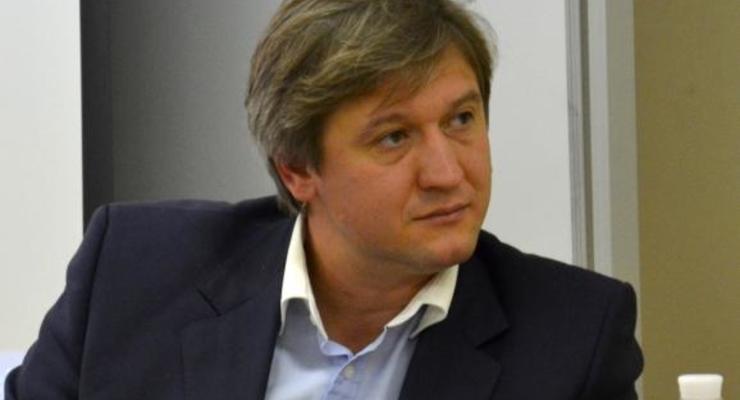 Проблемы с е-декларированием влияют на программу МВФ - Данилюк