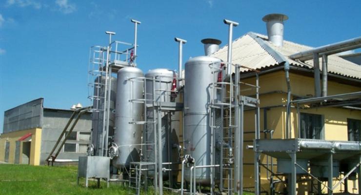 Запасы газа в украинских ПХГ увеличились до 11,8 млрд кубометров