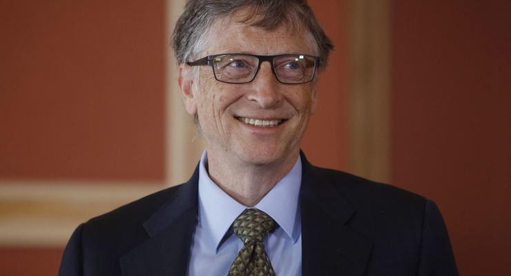Состояние Билла Гейтса равно 0,5% ВВП США - Bloomberg