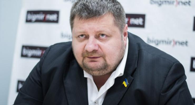 Журналист показал загородный дворец с гербом, принадлежащий нардепу Мосийчуку