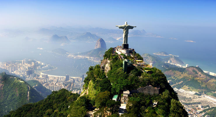 Рио-де-Жанейро: Праздник жизни