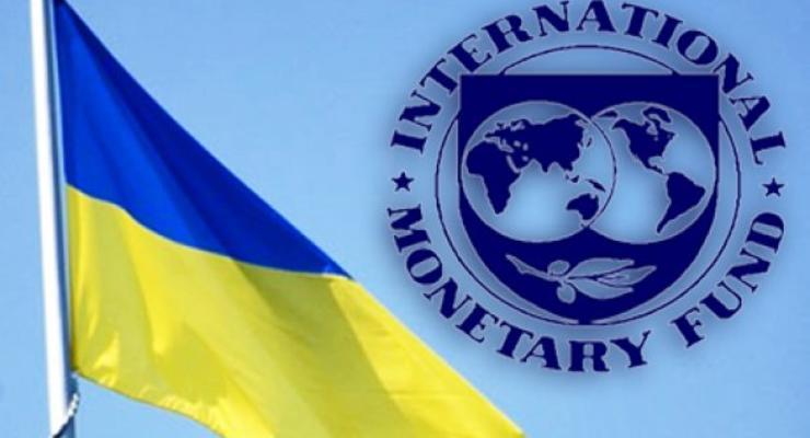 В МВФ не значится украинский вопрос в повестке дня
