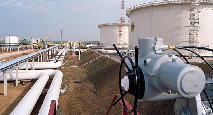 Нефтепровод Одесса-Броды готов к транзиту нефти из Азербайджана