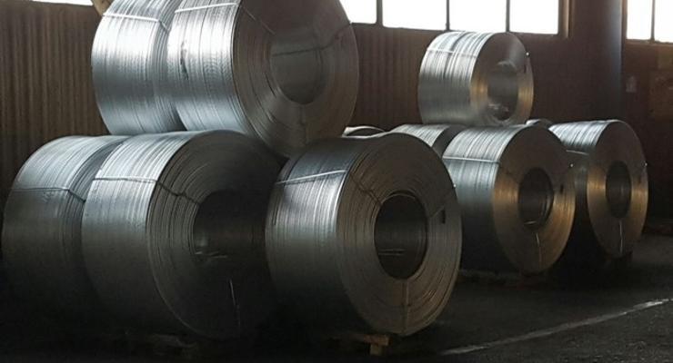 Запорожье запускает производство алюминиевой катанки