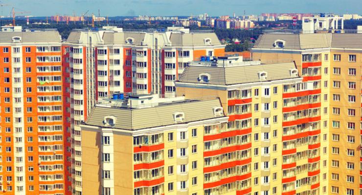 Сколько стоят новые квартиры в Киеве и пригороде - инфографика