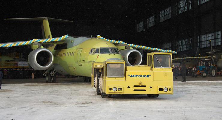 ГП Антонов разрывает отношения с российской Волга-Днепр