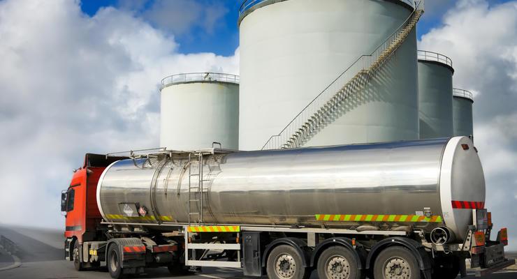 Россия остановила импорт в Украину дизельного топлива
