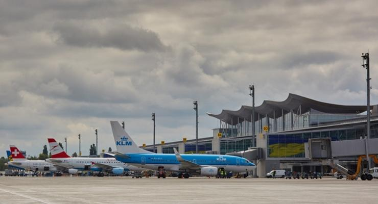 Украинские авиакомпании показали рост перевозок в 2016 году