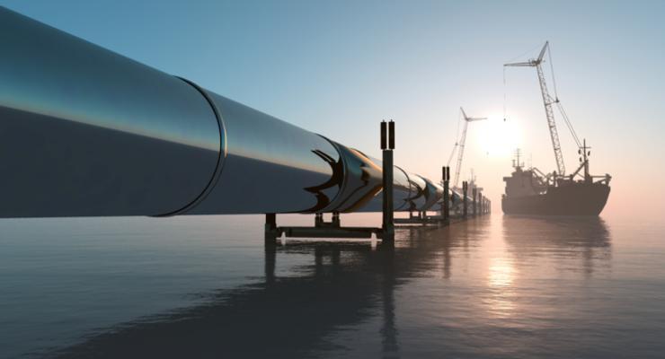 Газпром получил разрешение на морскую часть Турецкого потока