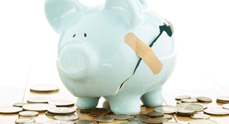 Украина потеряла баснословную сумму на банкротстве банков