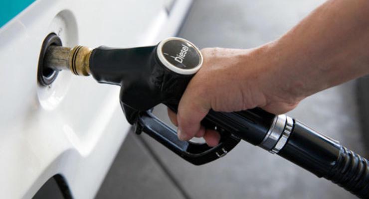 В Украине хотят повысить акцизы на дизельное топливо