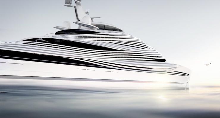 В Монако представят самую скрытную яхту в мире