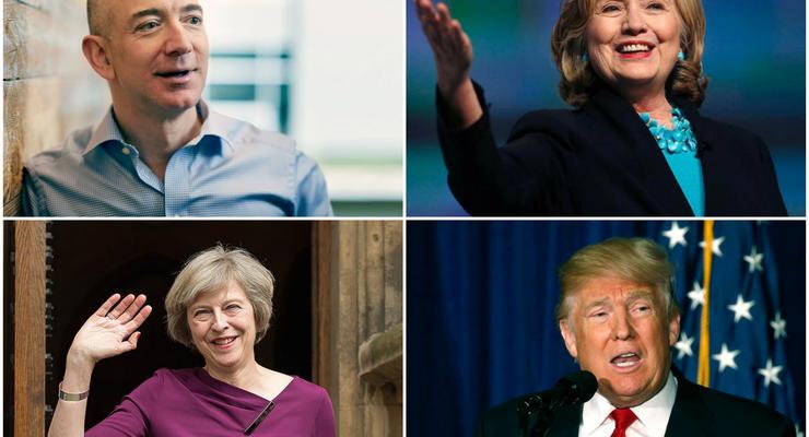 Bloomberg назвал самых влиятельных людей мира