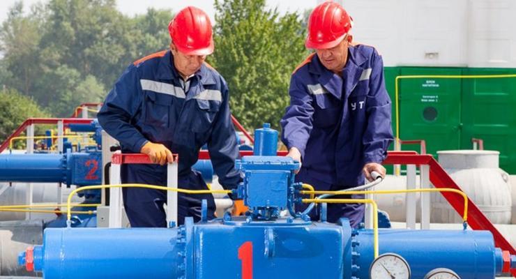 Запасы газа в Украине преодолели отметку в 14 млрд кубов