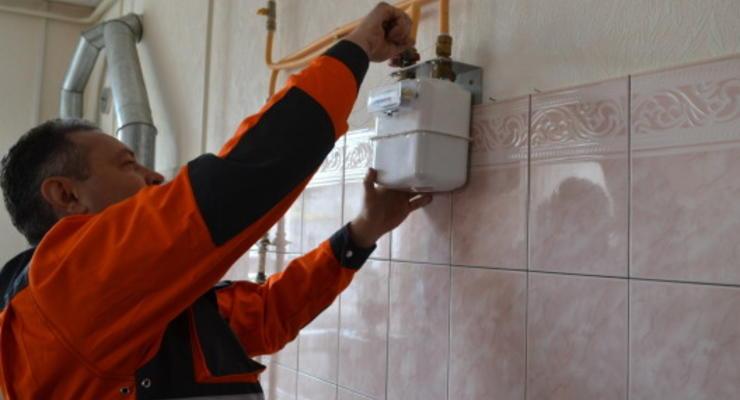Во всех домах с газовыми плитами установят счетчики