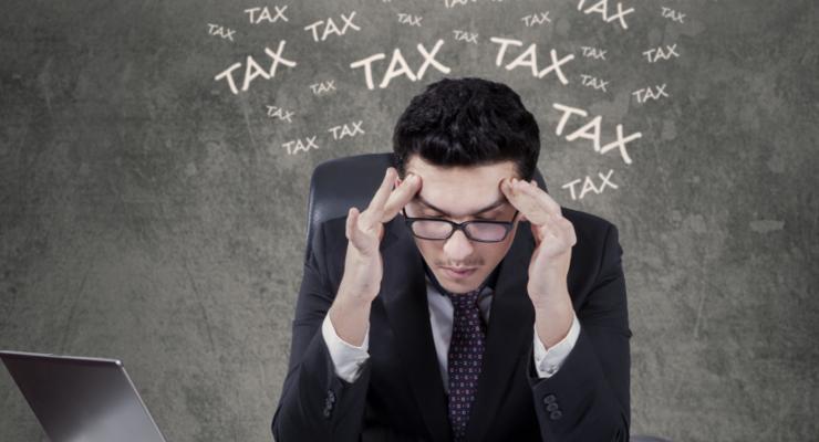 Украина вошла в список стран с самыми высокими налогами