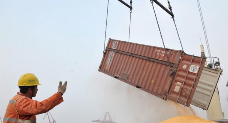 Китай может отказаться от украинской кукурузы