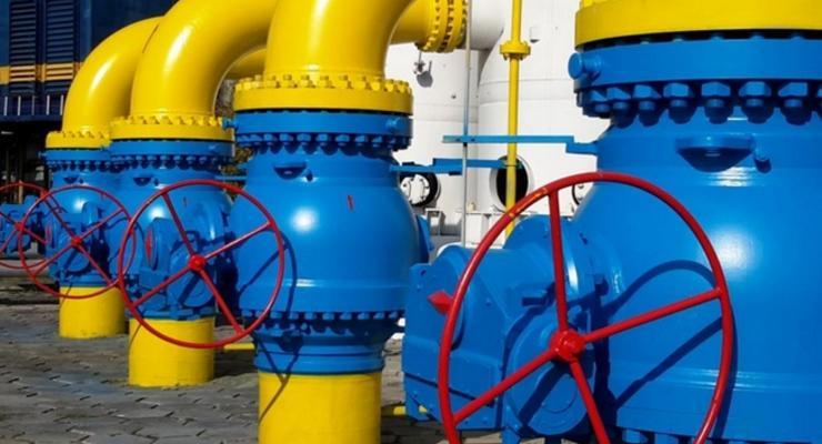 Реверсные маршруты газа в Украину загружены максимально