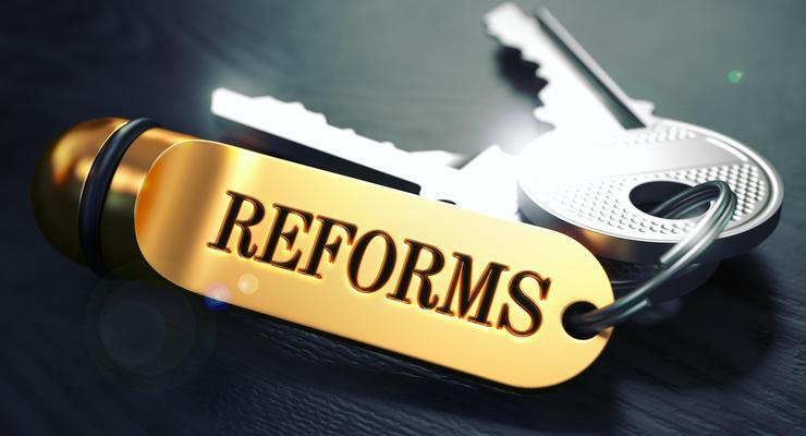 Реформаторский антирекорд: Темп реформ в Украине упал почти до нуля