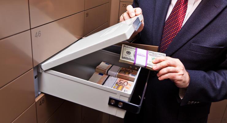 Нацбанк отчитался о росте гривневых вкладов украинцев