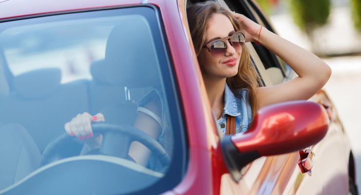 Украинки за рулем: 8 женских автомобилей