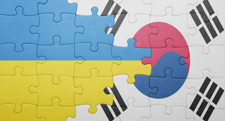 Как и чем торгуют Украина и Южная Корея