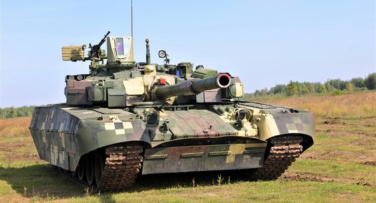 Закупку танков Оплот включат в гособоронзаказ на 2017 год