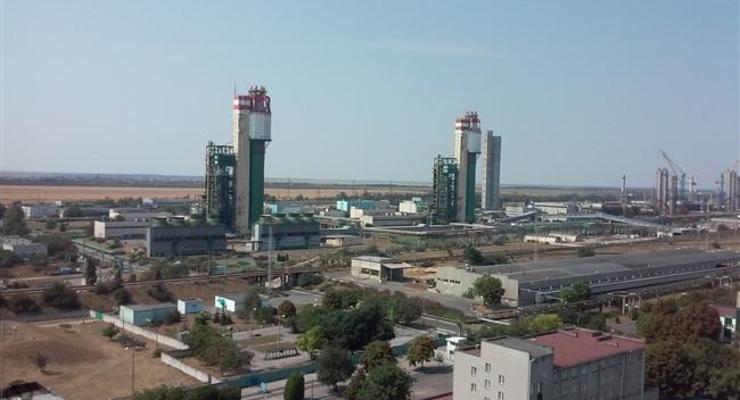 Одесский припортовый завод восстановил работу