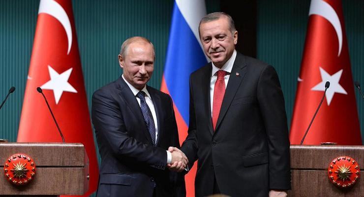Россия снимет ограничения на ввоз фруктов из Турции