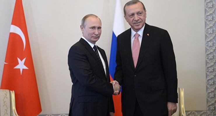 Россия и Турция подписали соглашение по Турецкому потоку