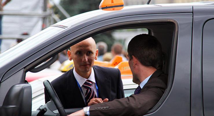 В Украине стремительно растут цены на услуги такси