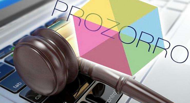 Чиновники бойкотируют ProZorro на допороговых закупках