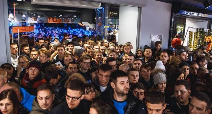Стартовали продажи iPhone 7 в Украине
