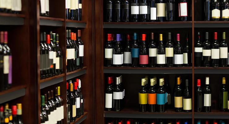 В Украине выросло производство вина