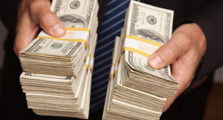 Нацбанк купил у банков 30 миллионов