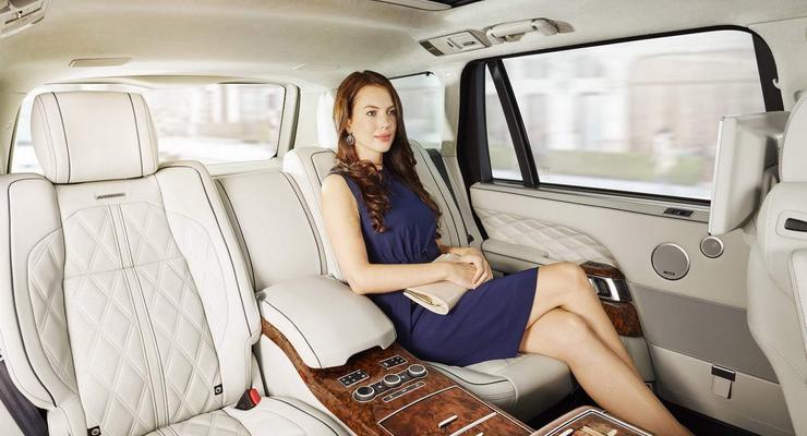 Тюнингованный Range Rover в едином экземпляре продадут за 320 тысяч долларов