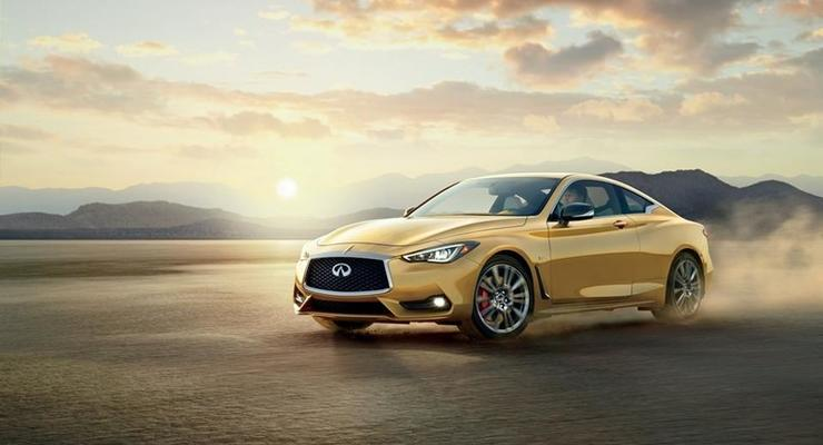Infiniti Q60 Coupe Neiman Marcus Limited Edition