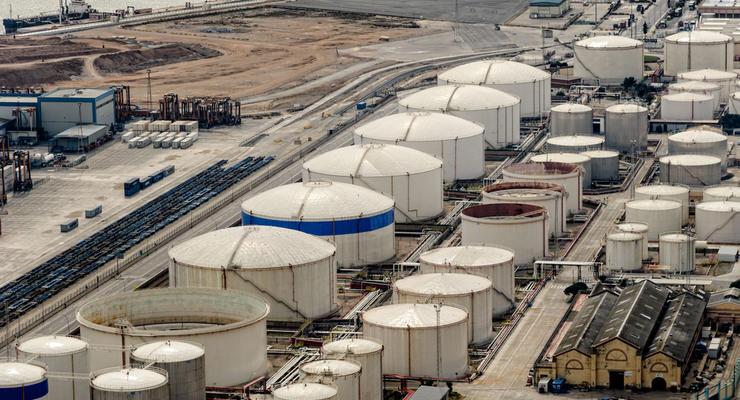 Французская энергокомпания будет хранить газ в украинских хранилищах
