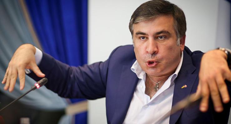 Саакашвили высказался о декларациях: У меня нет времени на свистопляску