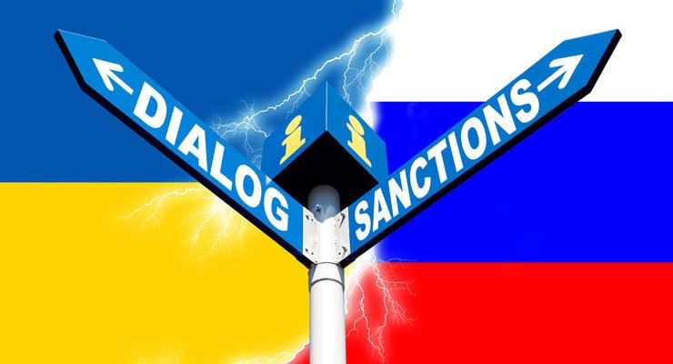 Вступил в силу указ о введении санкций против агрессора