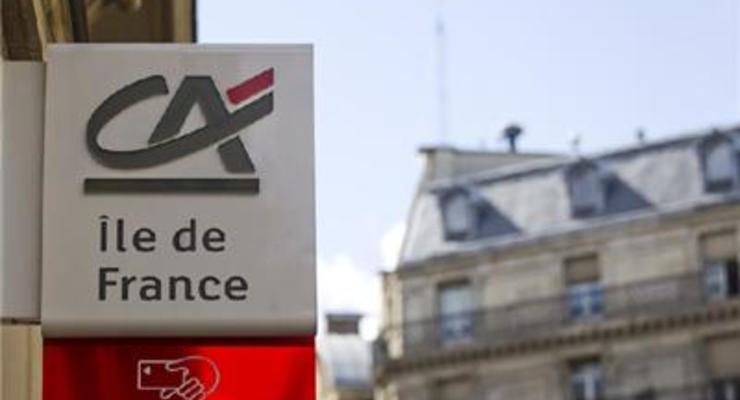 Credit Agricole увеличил прибыль более чем на 50%