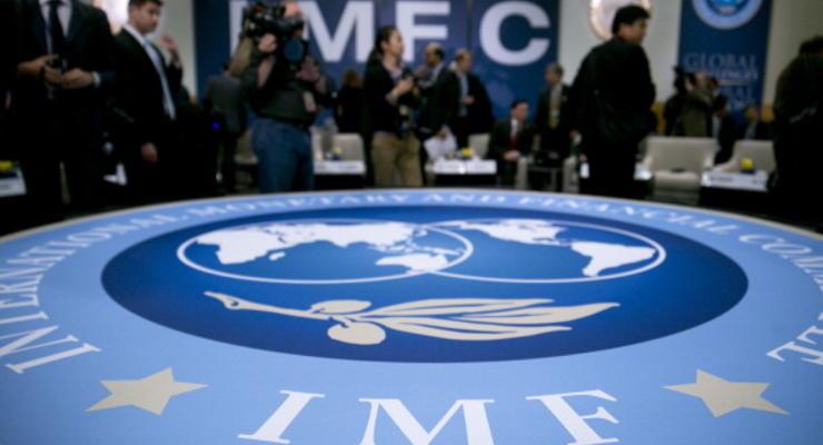 В Украину прибыла миссия МВФ